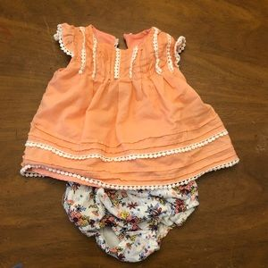 Cynthia Rowley CUTE baby girl outfit